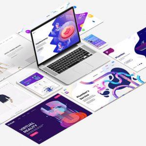 we design professional websites