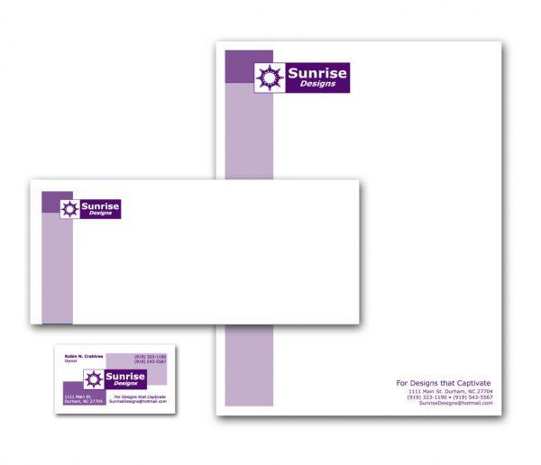 Letterhead Envelope